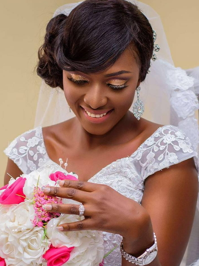 esther audu colleagues missed wedding