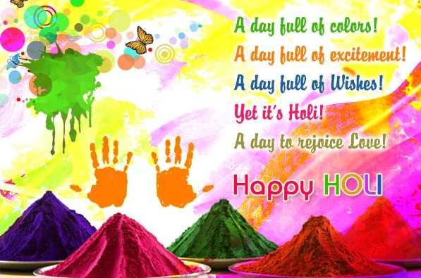 Happy Holi 2017 Quotes Hindi for Facebook Whatsapp Status