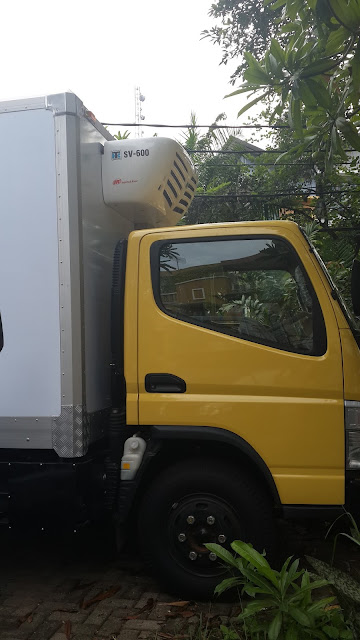 paket kredit dp terbaik colt diesel canter box pendingin 2019