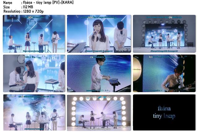 Download fhána – tiny lamp [PV+KARA]