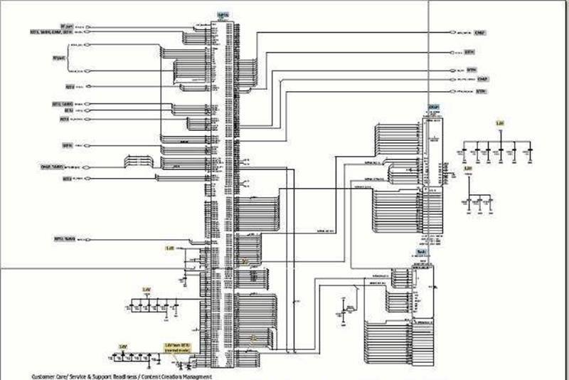 Cara membaca blok schematic diagram ponsel ilmu service hp flash ic dan memori ccuart Images