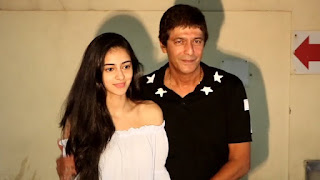 Chunky pandey's Daughter Ananya Pandey