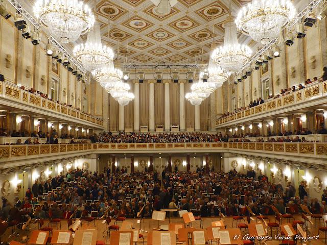 Konzerthaus Berlin, auditorio, por El Guisante Verde Project