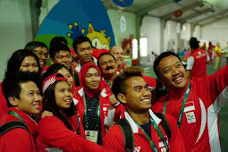 Rincian Hadian Bagi Atlet Indonesia Peraih Emas, Perak dan Perunggu Pada Asian Games 2018