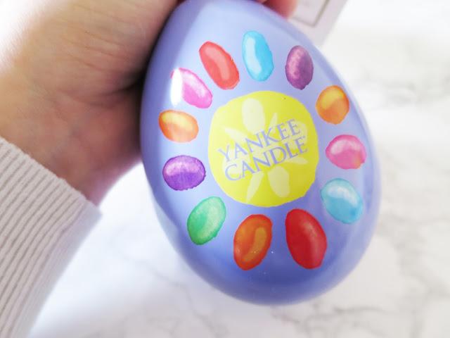 Yankee Candle Purple Egg 2016