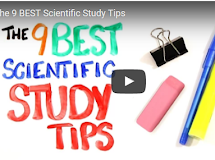 The Amazing Scientific Study Tips