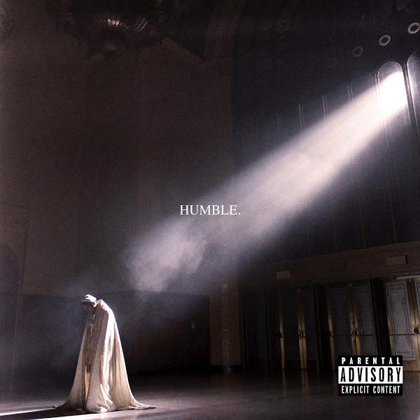 Kendrick Lamar - HUMBLE. - Single Cover