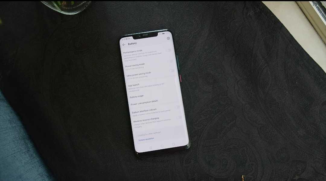 Huawei Mate 20 Pro Battery