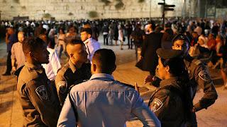 Israel isola Territórios Palestinos antes do Yom Kipur