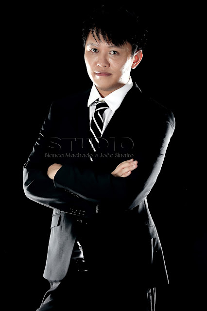 fotografia para perfil profissional linkedin