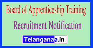Board of Apprenticeship Training BOATSR Recruitment Notification 2017