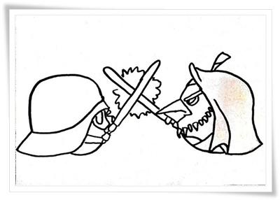 Ausmalbilder zum Ausdrucken: Ausmalbilder Angry Birds Star Wars zum Ausdrucken