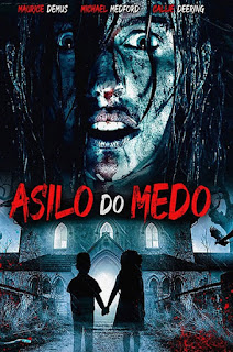 Asilo do Medo - HDRip Dual Áudio