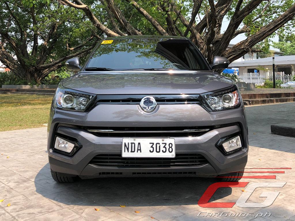 Review: 2019 SsangYong Tivoli Premium Sport | Philippine Car
