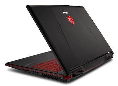 Laptop Gaming MSI Core i7 Terbaik