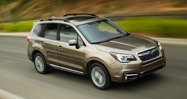 2017 Subaru Forester 2.5i Premium Review