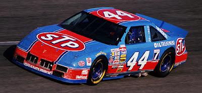 Rick Wilson #44 STP Pontiac 1993 NASCAR Racing Champions diecast 1/64 blog Petty Who