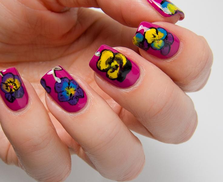 La Universidad de la Manicura: Pensamientos en las uñas