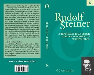Rudolf Steiner Munkas előadások 6. könyv