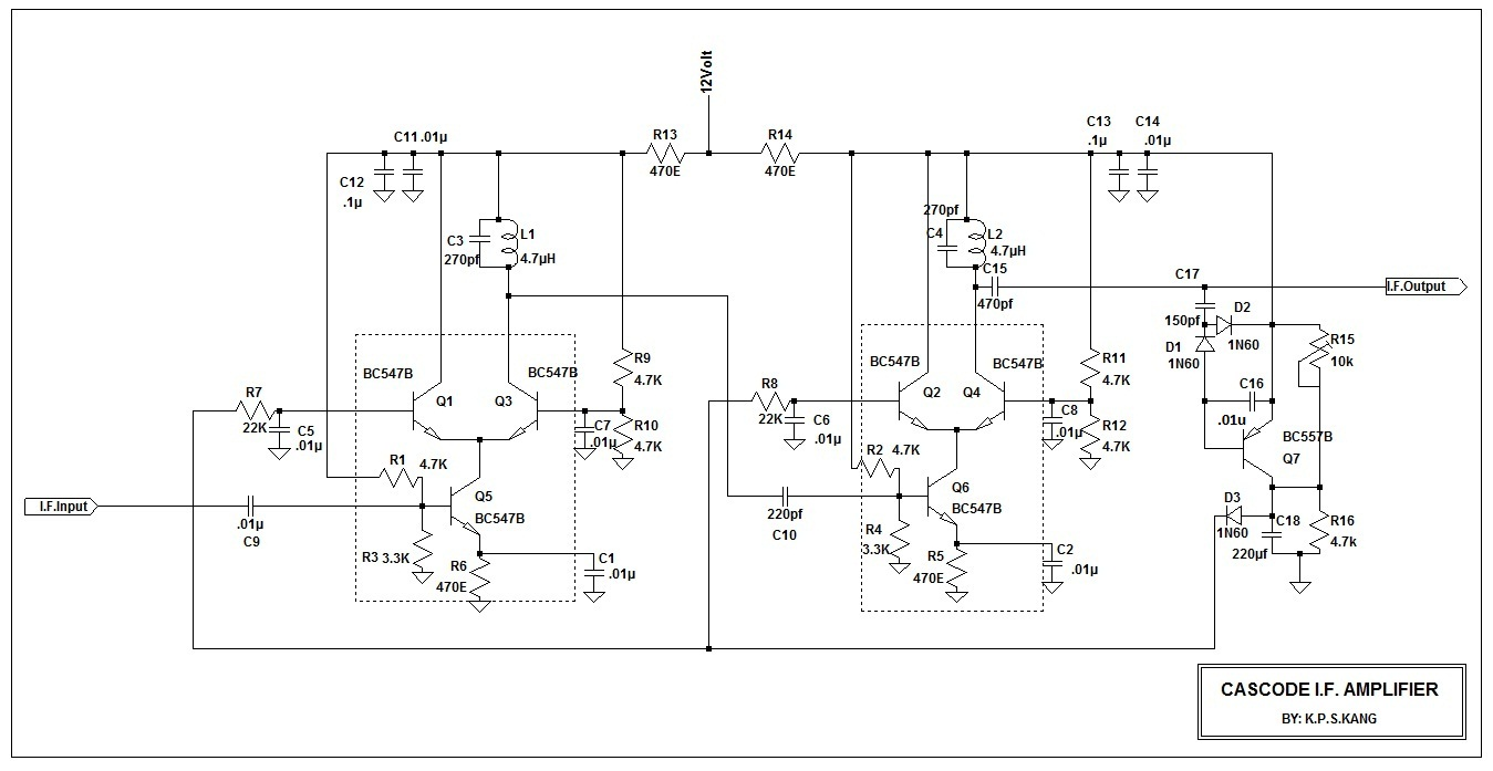 Simple Agc Circuit Diagram Wiring Diagrams Am Radio Receiver Using Tda 1072at Ic Schematic Small Wonder Qrp March 2016 Worksheets