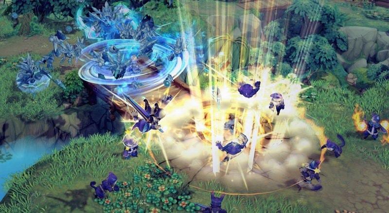 Laplace Warrior gameplay