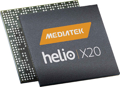 Chipset Mediatek SoC Helio X20