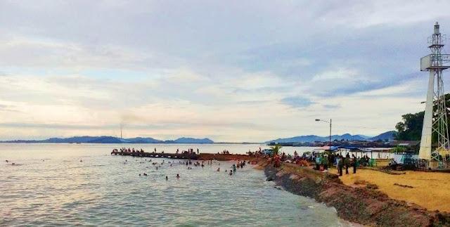 Pasir Nan Indah Pantai Bosur
