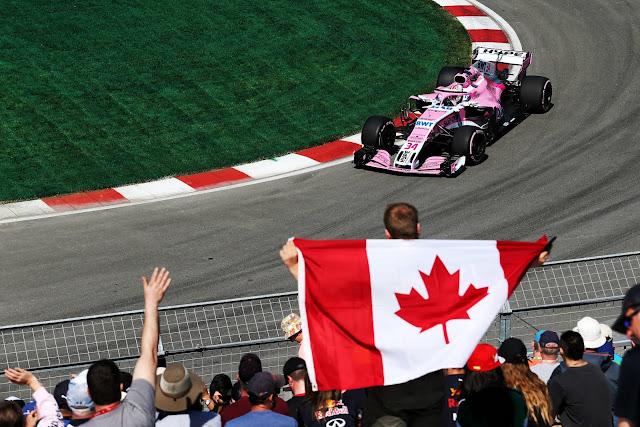 Formula 1 Canadian Grand Prix