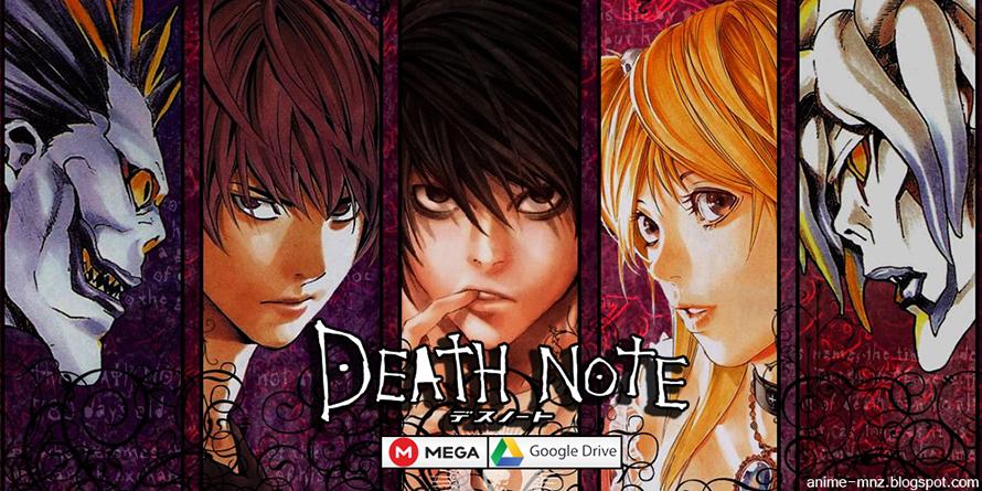 جميع حلقات مذكرة الموت Death Note مترجم عربي جودة عالية تحميل و مشاهدة اون لاين