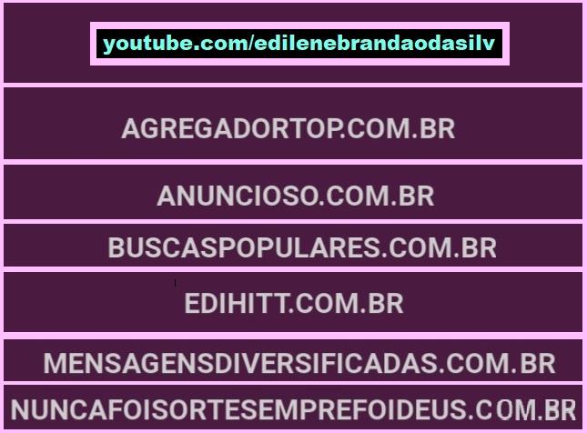 meu youtube e meus sites...seguir...curtir...visitar...like 👍...subscrever