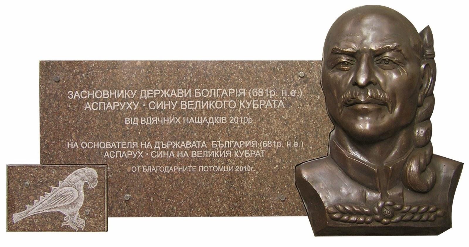 хан Аспарух в Запорожье, карачаево-балкарский народ