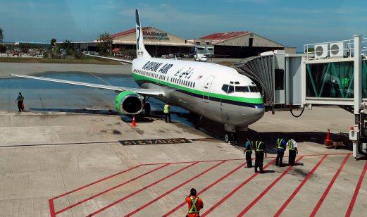 Rayani Air Masih Siasat punca Cermin Kokpit Pesawat Retak