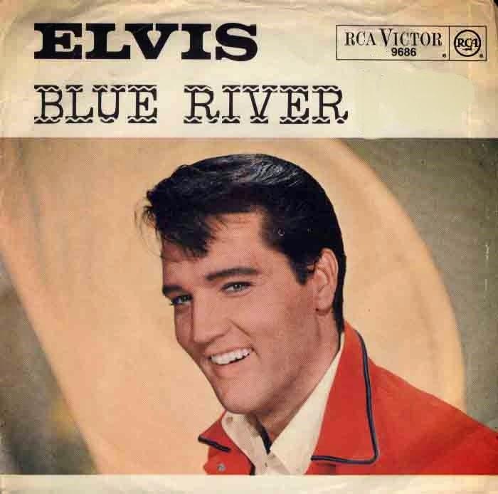Heartbreak Hotel Elvis Presley - Blue River-2895