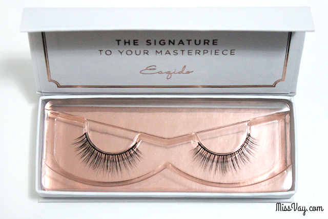 esqido faux-cils little black lash