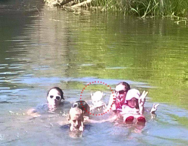 Drowning Ghost of Doreen O'Sullivan
