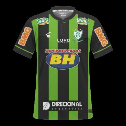GT Camisas  Camisas América MG 2014   2015 - Home a0edd25b923b2
