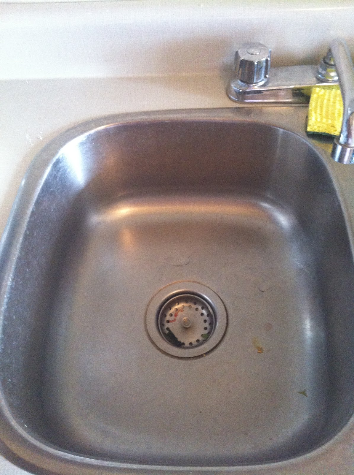 Leslie39s Tips For Life How To Clean Sink Stainscoffee