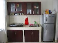 Dapur Minimalis Ruang Sempit