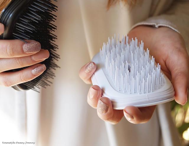 Szczotka do włosów IKOO brush HOME oraz IKOO POCKET