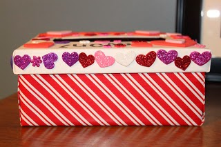 Easy Valentine Card Holders  zoeys attic personalized gifts