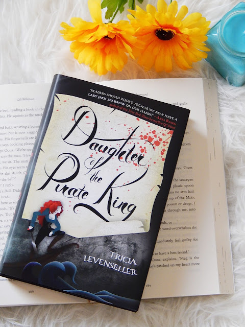 Daughter Of The Pirate King Book Review | sprinkledpages