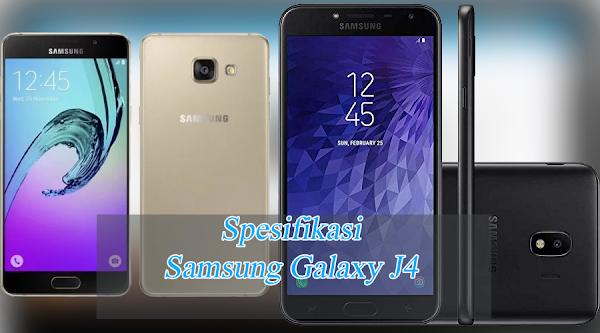 Spesifikasi Samsung Galaxy j4-Keluaran Samsung Yang Terbaru