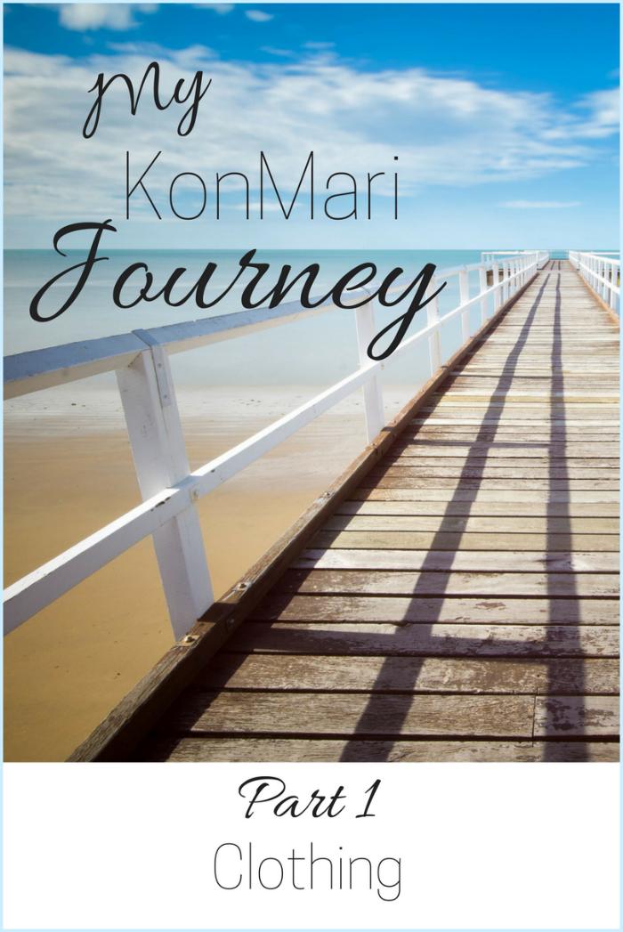 My KonMari Journey