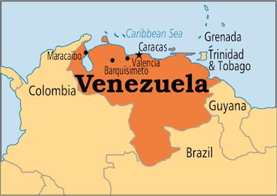 As estranhas conspirações na Venezuela