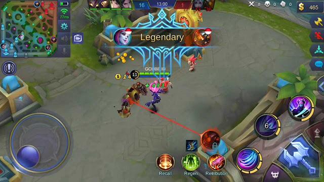 selena guide - mobile legends