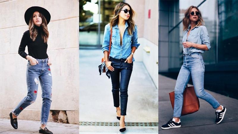 calça jeans looks