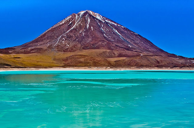 Laguna Verde – Bolívia