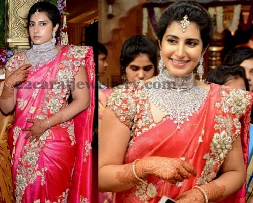 Nara Brahmani Heavy Bridal Jewelry Jewellery Designs