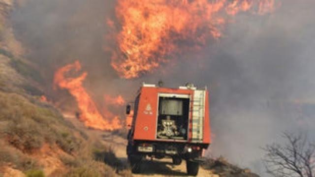 Έκτακτη οικονομική βοήθεια 20 εκατ. ευρώ για τους πυρόπληκτους