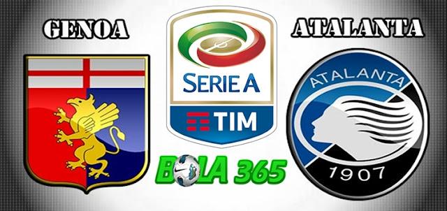Prediksi Genoa vs Atalanta 13 Desember 2017